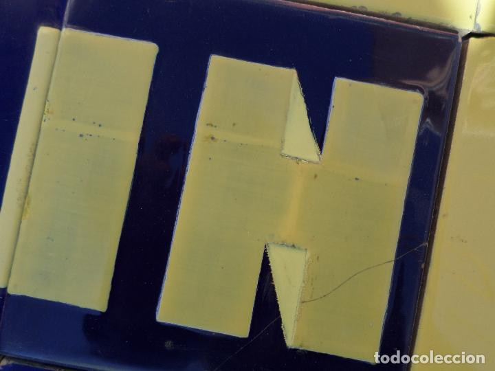 Antigüedades: MOSAICO MICHELIN 1,20 X 1,20 - Foto 22 - 114383371