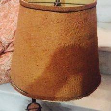 Antigüedades: LAMPARA ANTIGUA PARA RESTAURAR. Lote 114422484