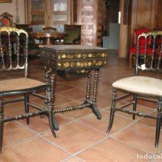 Antigüedades: COSTURERO. Lote 114436707