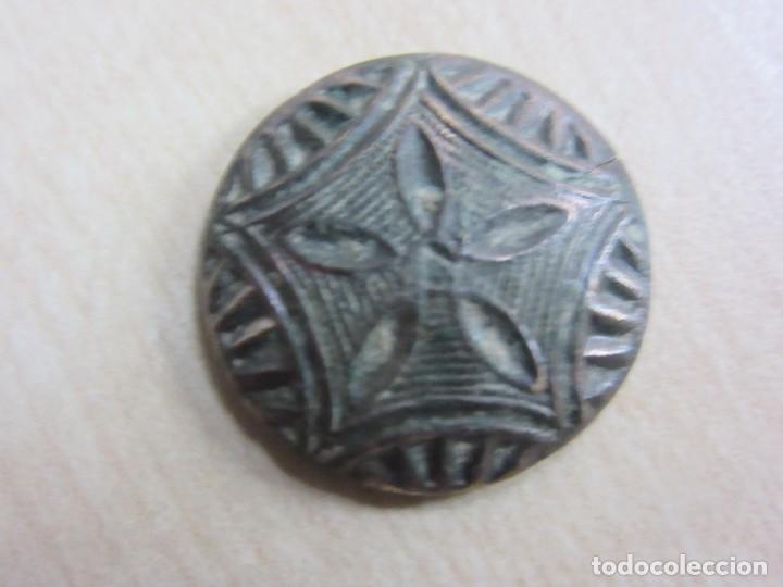 Antigüedades: Botón del siglo XIX - Foto 2 - 114451783