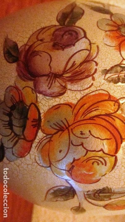Antigüedades: ANTIGUO JARRON FIRMADO ARNALDO. 25 CMS. SE ENVIA SIN FLORES.........PRECIO DE OFERTA - Foto 6 - 114581251
