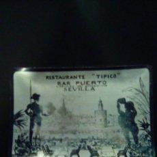 Antigüedades: CENICERO ANTIGUO PUBLICIDAD. Lote 114599387