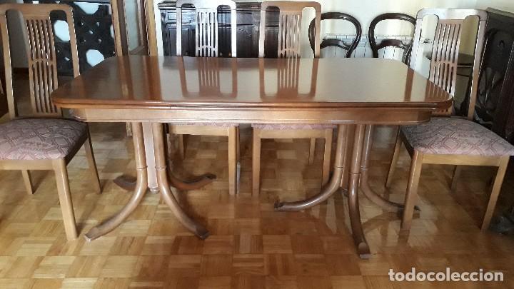 gran mesa de salón comedor extensible, mesa gra - Comprar Mesas ...