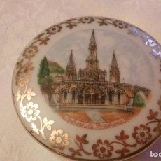 Antigüedades: LIMOGES (FRANCE) CAJITA DE PORCELANA FRANCESA SELLADA. Lote 114664015
