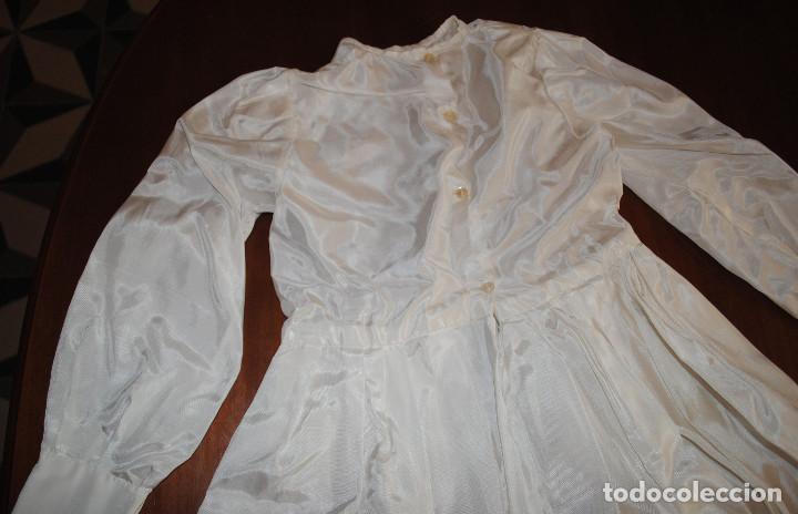Antigüedades: Traje de primera comunión de niña. Nuevo a estrenar, años 60-70 - Foto 3 - 114673619