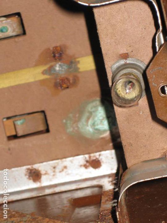 Antigüedades: Farol de mano marca Madec. - Foto 7 - 114686571