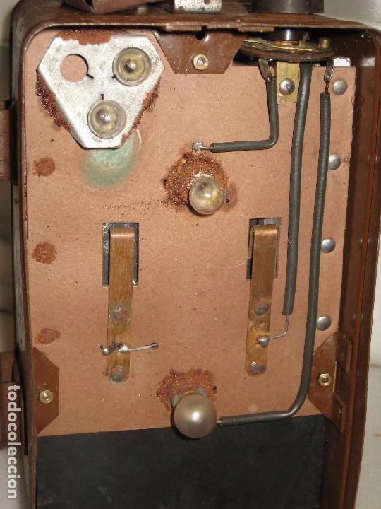Antigüedades: Farol de mano marca Madec. - Foto 9 - 114686571