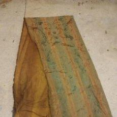 Antigüedades: PIEZA CORTINA FINES XIX. Lote 114733139