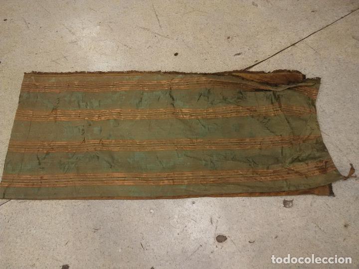 Antigüedades: pieza cortina fines XIX - Foto 2 - 114733139