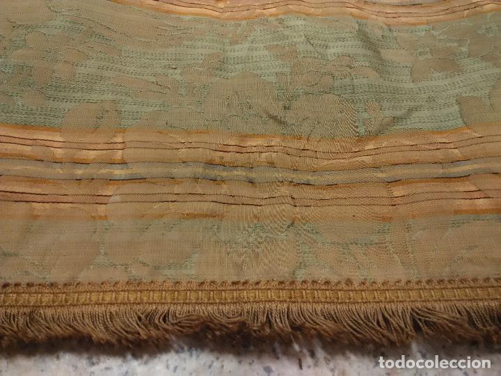Antigüedades: pieza cortina fines XIX - Foto 3 - 114733139