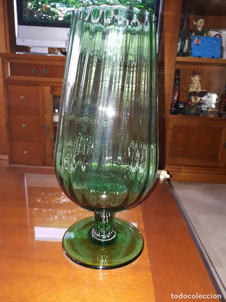 ANTIGUA COPA DE CRISTAL (Antigüedades - Hogar y Decoración - Copas Antiguas)