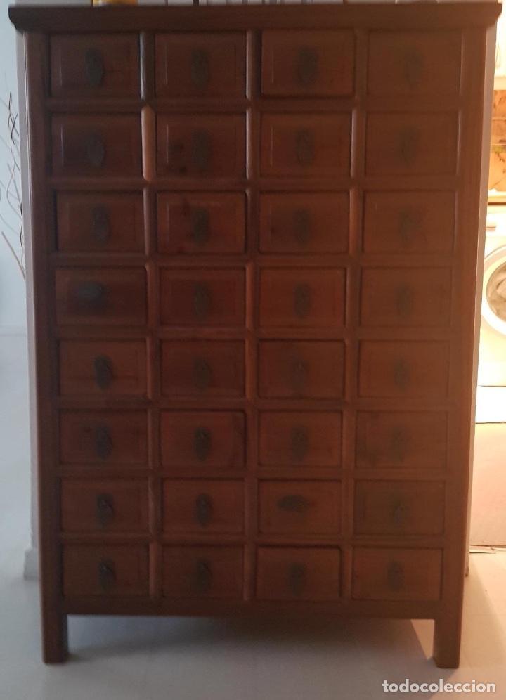 Antigüedades: Muebles Antiguos En Madera Portuguesa   Foto 4   114874207