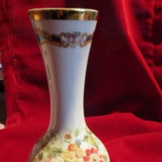 Antigüedades: JARRON FLORERO PORCELANA . Lote 114894123