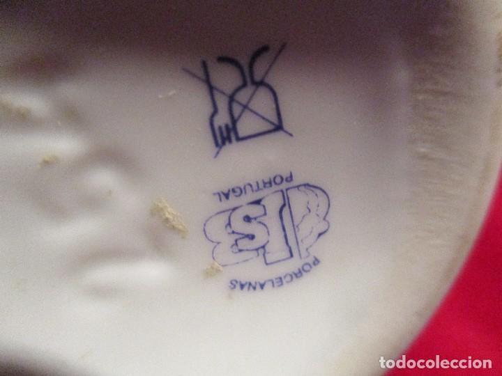 Antigüedades: jarron florero porcelana - Foto 3 - 114894123
