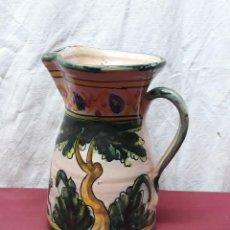 Antigüedades: JARRA DE PUENTE DEL ARZOBISPO.... Lote 114947631