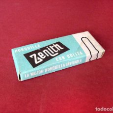 Antigüedades: ANTIGUO ESTUCHE DE HORQUILLAS ''ZENITH'' Nº 27. Lote 114992363
