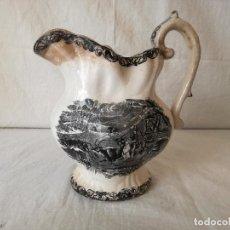 Antigüedades: JARRA DE CERÁMICA DE CARTAGENA DEL SIGLO XIX.. Lote 115016623