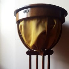 Antigüedades: COSTURERO CAOBA ANTIGUO. Lote 115021547