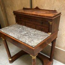 Antigüedades: ESCRITORIO IMPERIO. Lote 115140964