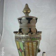 Antigüedades: ANTIGUO FAROL - 31CM. Lote 115191607