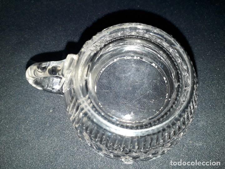 Antigüedades: PAREJA DE TAZAS, COPAS PARA CREMA (CUSTARD). INGLATERRA. ÉPOCA JORGE III. FINALES SIGLO XVIII - PRIN - Foto 5 - 115223523