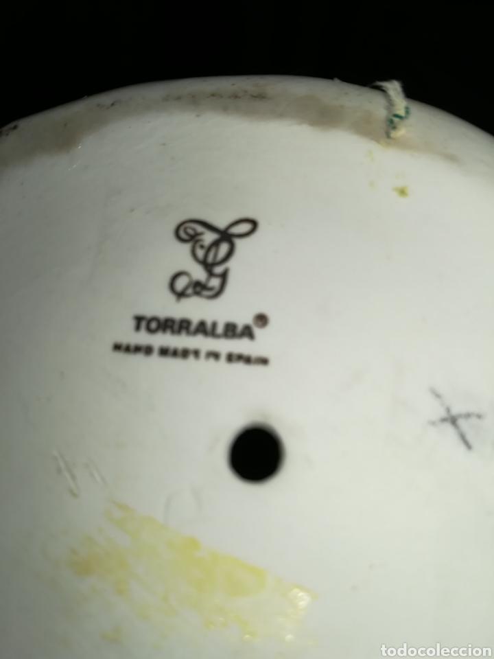 Antigüedades: Pareja de porcelanas firmadas - Foto 4 - 115244431