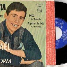 Discos de vinilo: RAPHAEL : QUISIERA (PHILIPS, 1962). Lote 115284327