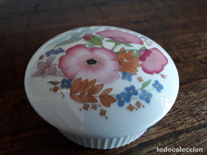 CAJA PORCELANA WEDGWOOD (Antigüedades - Porcelanas y Cerámicas - Inglesa, Bristol y Otros)
