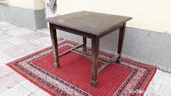 mesa antigua años 20. mesa de salón comedor, me - Kaufen Antike ...