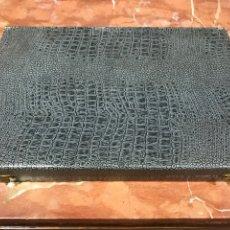 Antigüedades: CUBERTERIA ANTIGUA PLATEADA. Lote 115358311