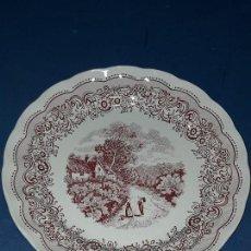 Antigüedades: GRAN Y BONITO PLATO ITALIANO. Lote 115367911