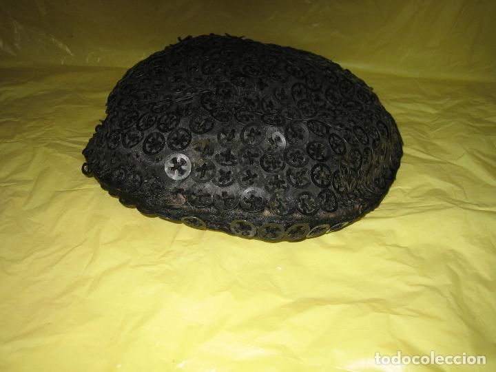 Antigüedades: Antiguo sombrero de señora - Foto 8 - 115391079