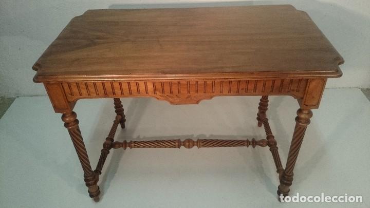 MESA DESPACHO (Antigüedades - Muebles Antiguos - Mesas de Despacho Antiguos)