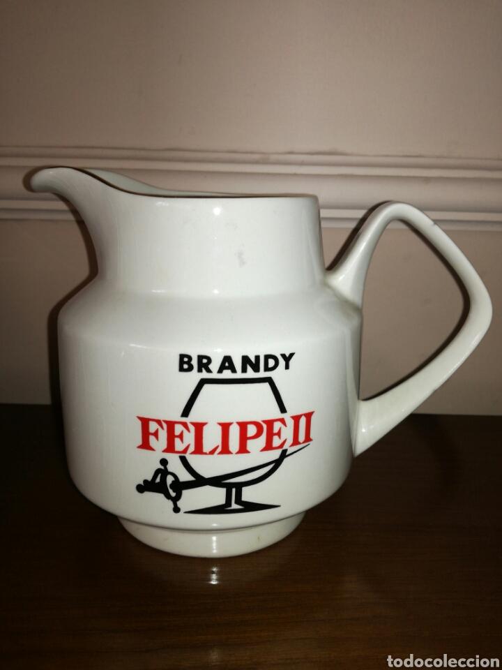 JARRA BRANDY FELIPE II PONTESA (Antigüedades - Porcelanas y Cerámicas - Otras)