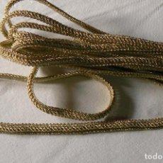 Antigüedades: ENCAJE DORADO GALON PASAMANERIA. Lote 115507831