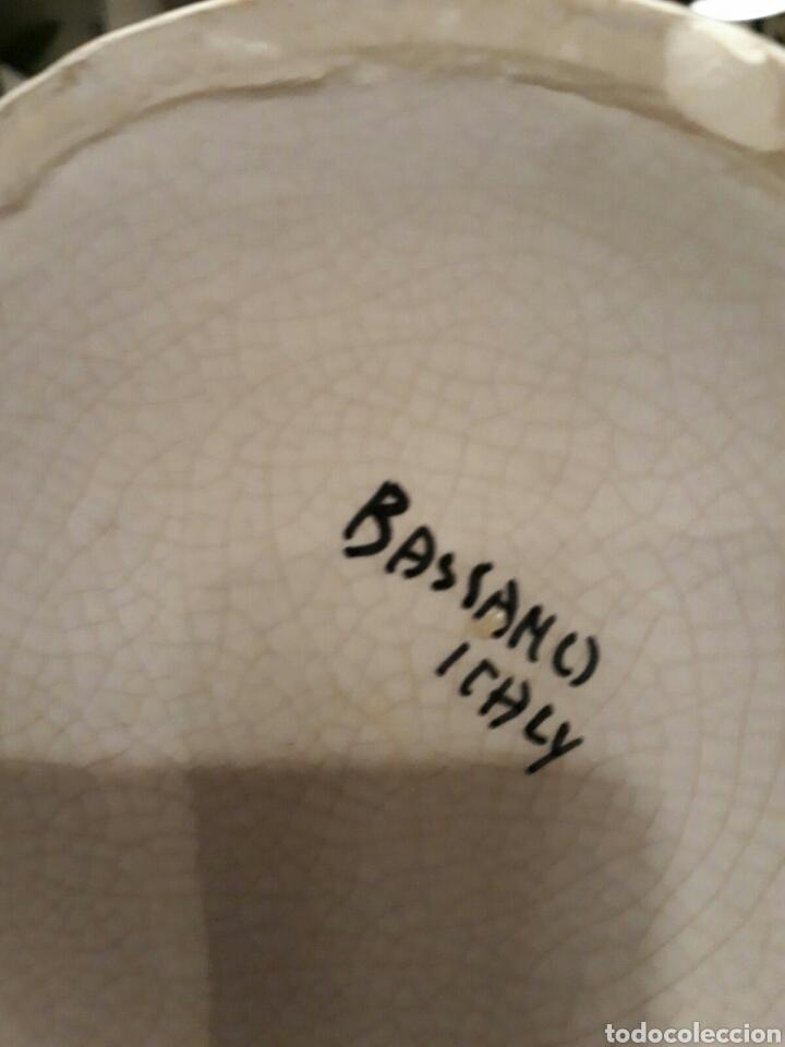 Antigüedades: Precioso jarron porcelana italiana - Foto 4 - 115530394