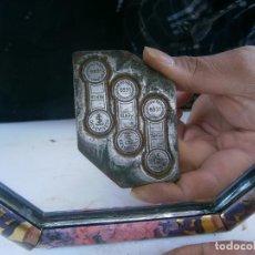 Antigüedades: PRECIOSO MOLDE AÑOS 20 30 REGISTRADO PESETAS,,,,. Lote 115544375