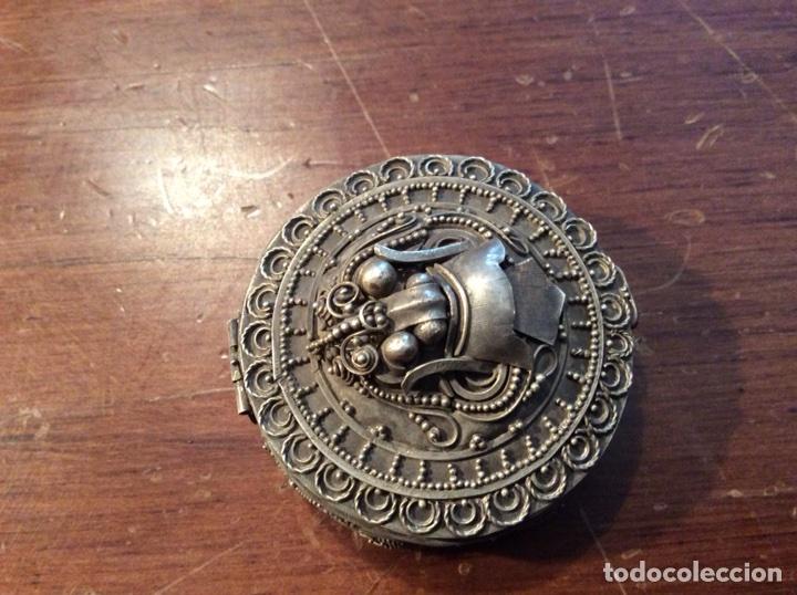 ANTIGUA CAJITA ORIENTAL (Antigüedades - Hogar y Decoración - Figuras Antiguas)