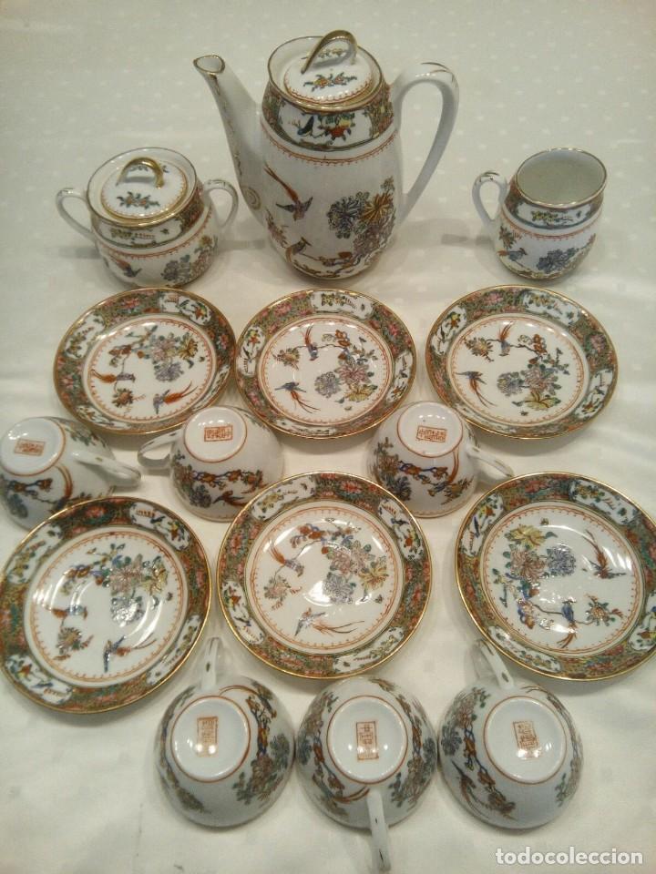 Vajilla de porcelana china para té o café - Vendido en