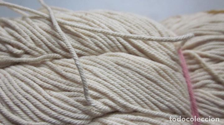 Antigüedades: 20 Antiguas madejas de algodón - Foto 2 - 115587011
