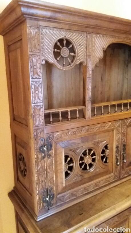 Antigüedades: Mueble aparador de estilo Bretón - Foto 2 - 115592195