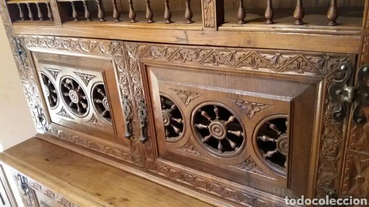Antigüedades: Mueble aparador de estilo Bretón - Foto 4 - 115592195