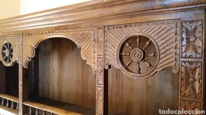Antigüedades: Mueble aparador de estilo Bretón - Foto 5 - 115592195