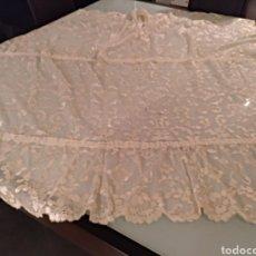 Antigüedades: MANTILLA. Lote 115597950