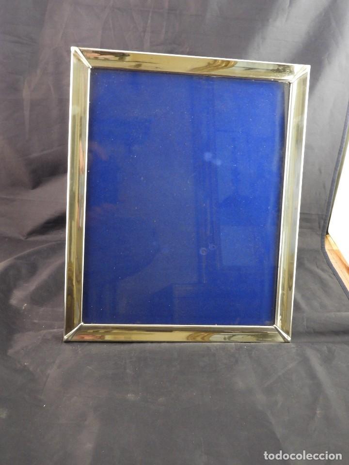 marco de fotos de plata punzon estrella 33,5 x - Comprar Marcos ...