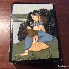 Antigüedades: CAJITA INDIA.. Lote 115708027
