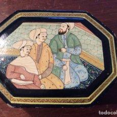 Antigüedades: CAJITA INDIA. Lote 115708464