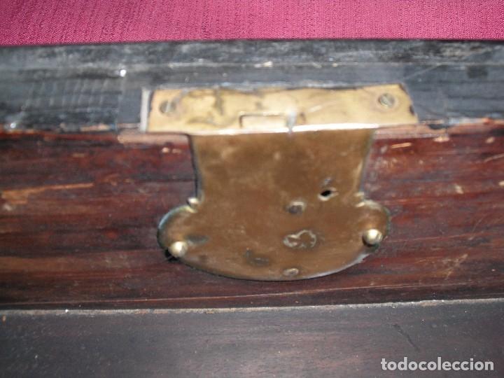 Antigüedades: Bargueño papelera hispano-flamenca, época Carlos II ffs S XVII. - Foto 10 - 39281918