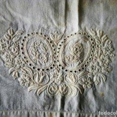 Antigüedades: ROPA DE CUNA. Lote 115725211