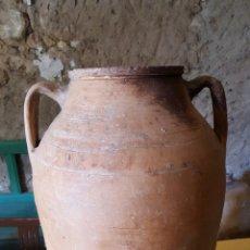 Antigüedades: TINAJA DOS ASAS.. Lote 115815223
